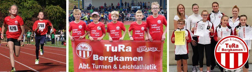 TuRa Bergkamen Turn- und Leichtathletikabteilung